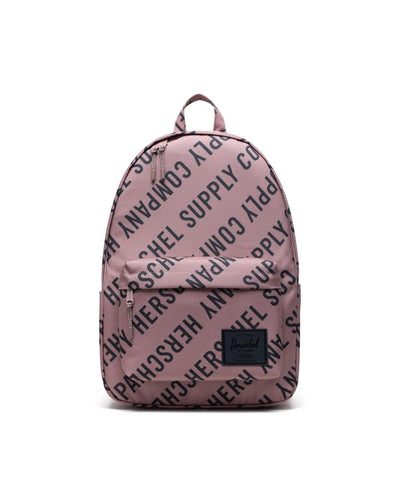 HERSCHEL Classic XL Backpack Roll Call Ash Rose ACCESSORIES - Street Backpacks Herschel Supply Company