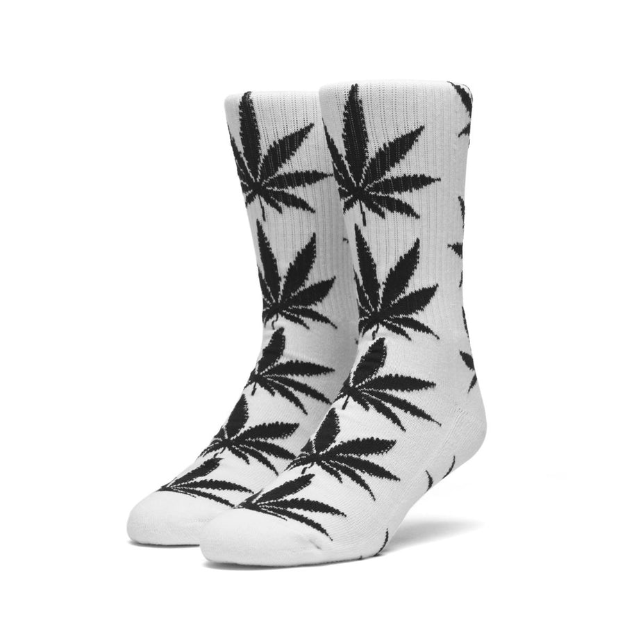 HUF Plantlife Socks White MENS ACCESSORIES - Men's Socks huf