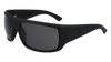 DRAGON Vantage Matte Stealth - Lumalens Smoke Sunglasses