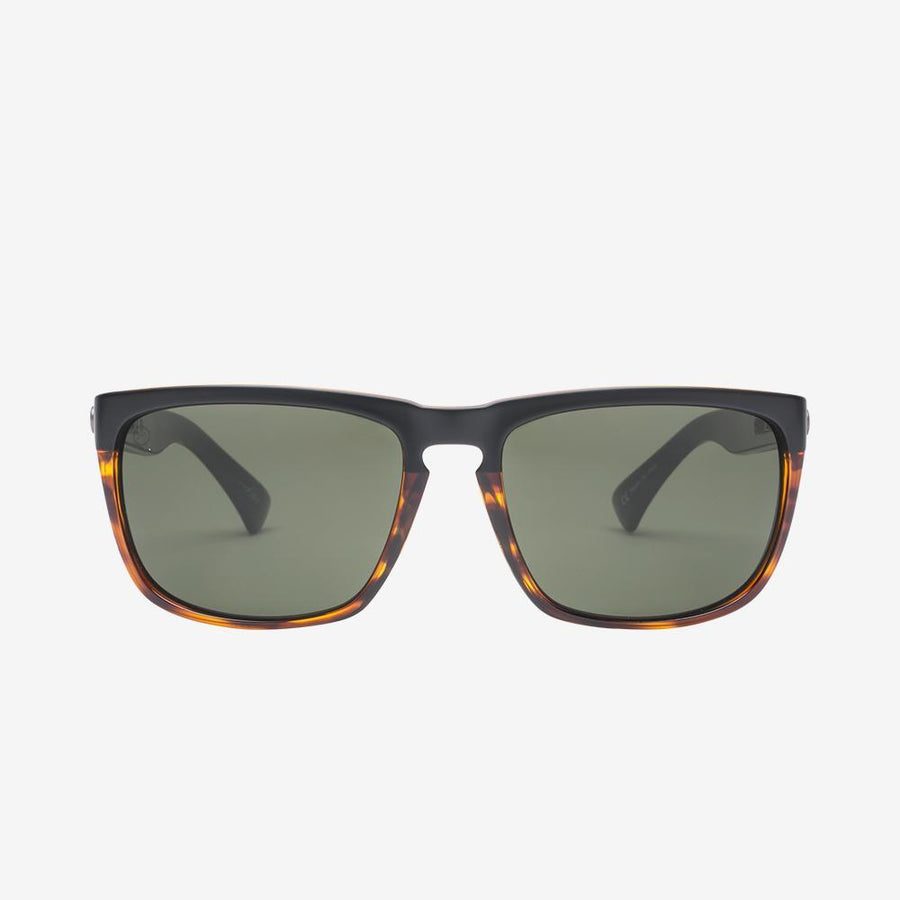 ELECTRIC Knoxville Darkside Tort - OHM Grey Sunglasses