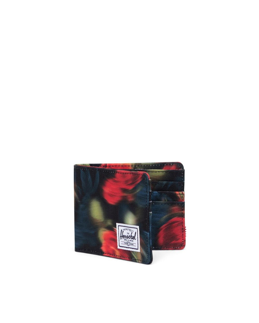HERSCHEL Roy Wallet Blurry Rose MENS ACCESSORIES - Men's Wallets Herschel Supply Company