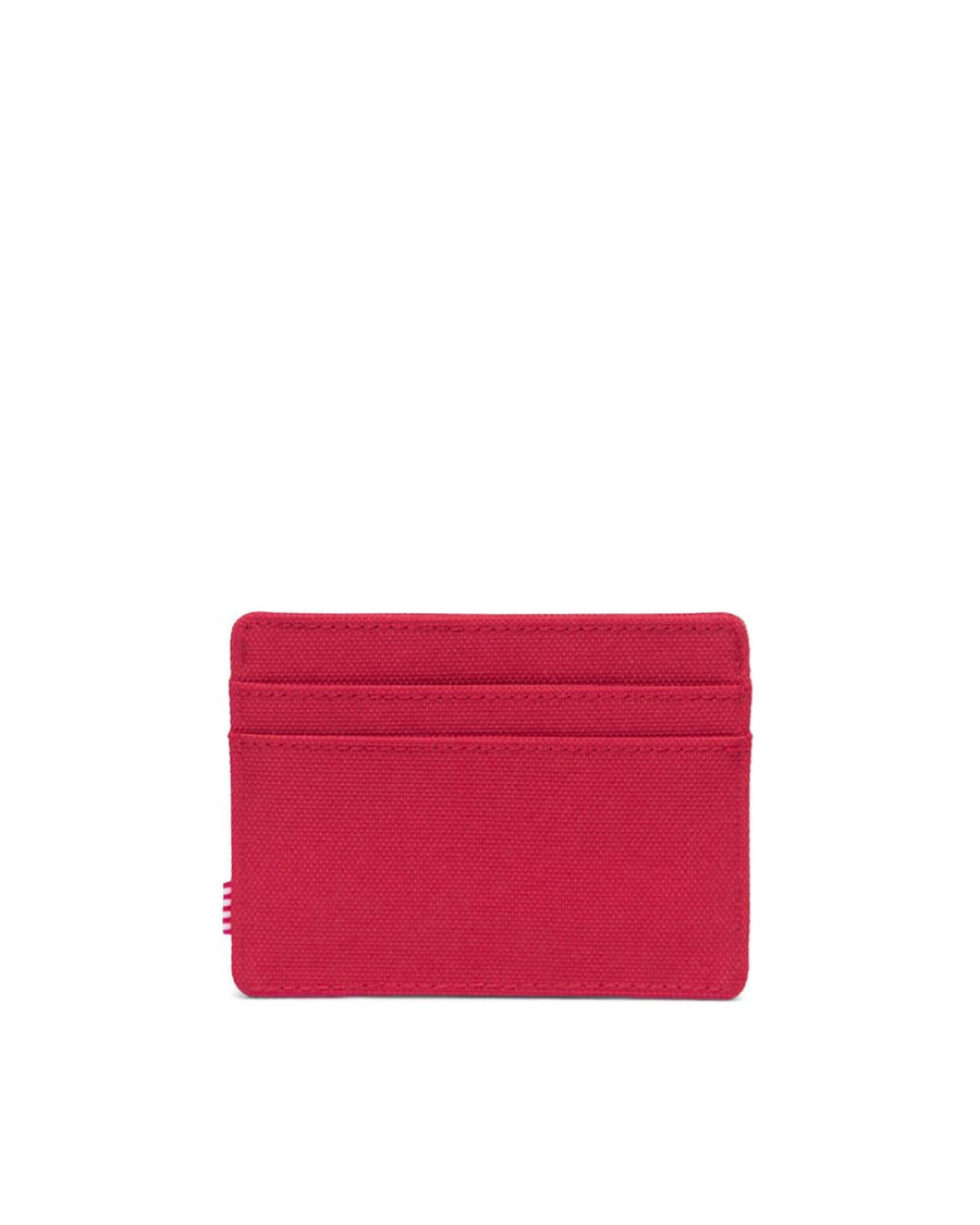 HERSCHEL Charlie Wallet Red MENS ACCESSORIES - Men's Wallets Herschel Supply Company