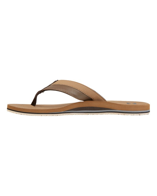 BILLABONG All Day Impact Sandals Camel
