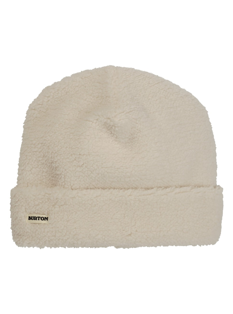 BURTON Up Yonder Beanie Stout White WOMENS ACCESSORIES - Women's Beanies Burton