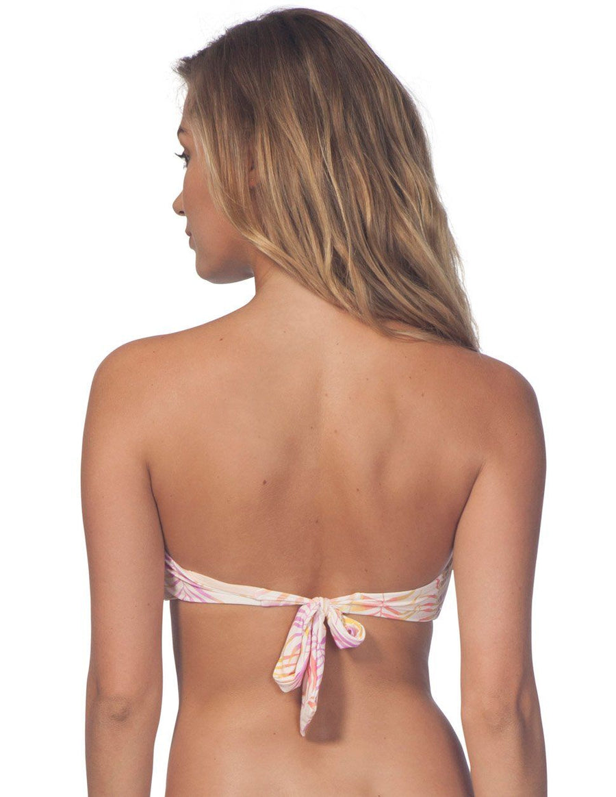 RIPCURL Palomino Bandeau Bikini Top WOMENS APPAREL - Women's Swimwear Tops Rip Curl MULTI L