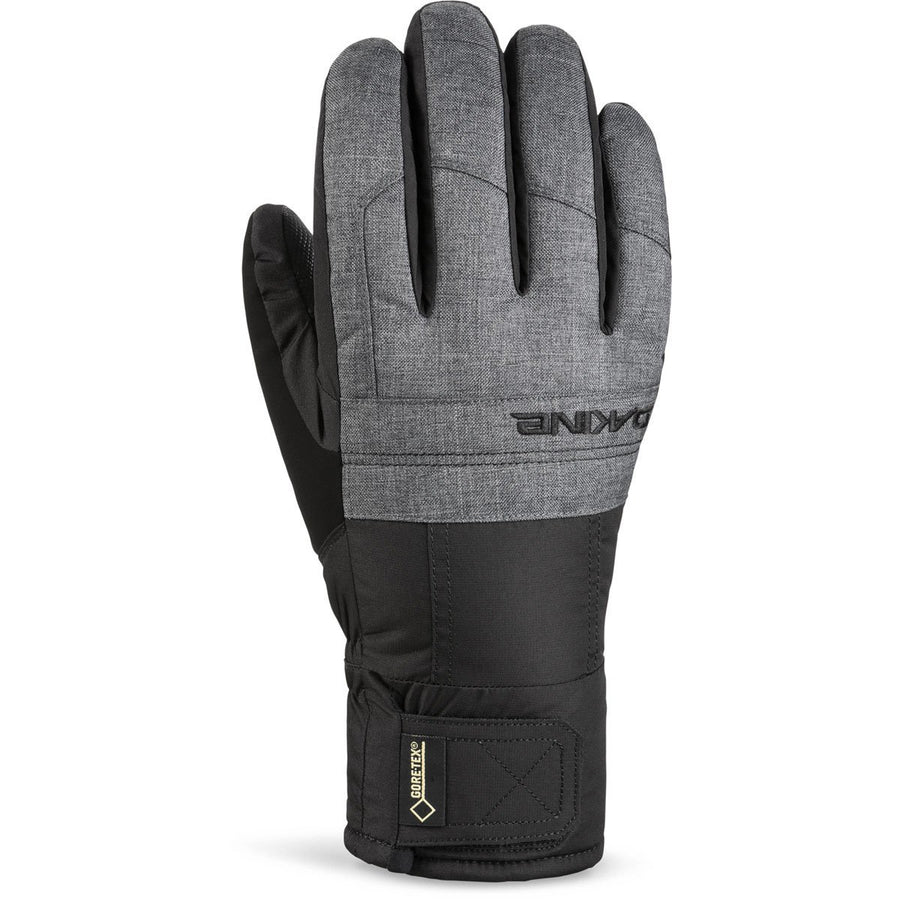 DAKINE Bronco Gore-Tex Gloves Carbon WINTER GLOVES - Men's Snowboard Gloves and Mitts Dakine