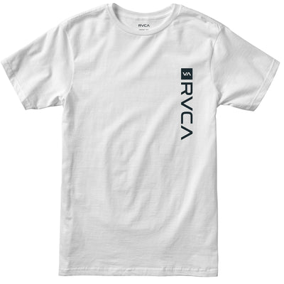 RVCA Box Youth T-Shirt White