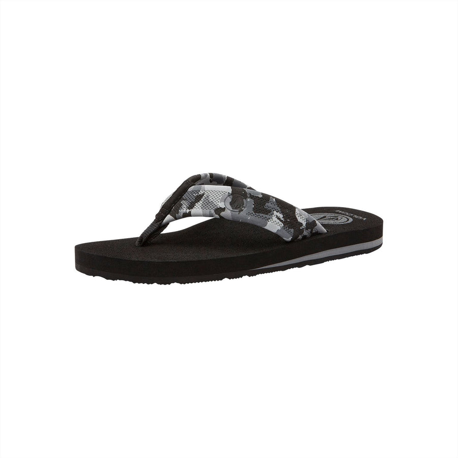 VOLCOM Daycation Sandals Big Youth Camouflage