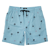 "BILLABONG Sundays Layback 17"" Boardshorts Light Blue"