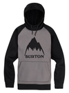 BURTON Crown Bonded Pullover Hoodie MENS APPAREL - Men's Pullover Hoodies Burton