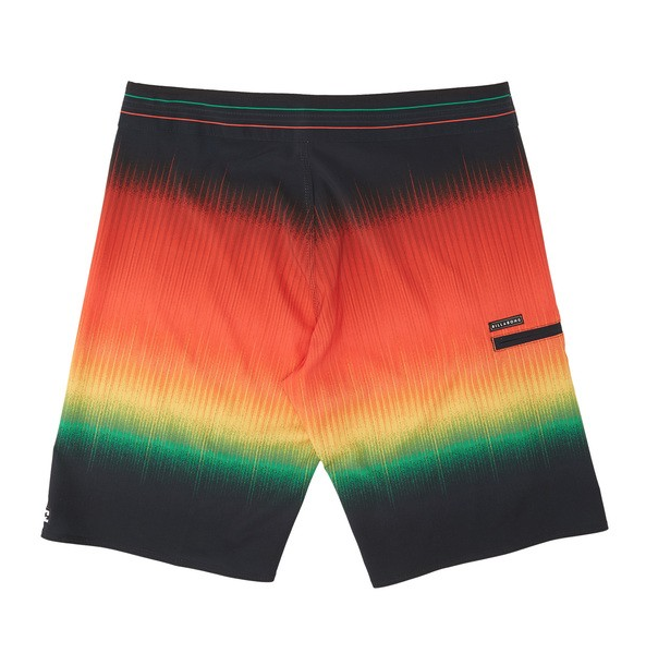 BILLABONG Fluid Airlite Boardshorts Rasta