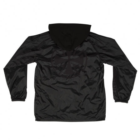 INDEPENDENT Bar/Cross Windbreaker Jacket Black