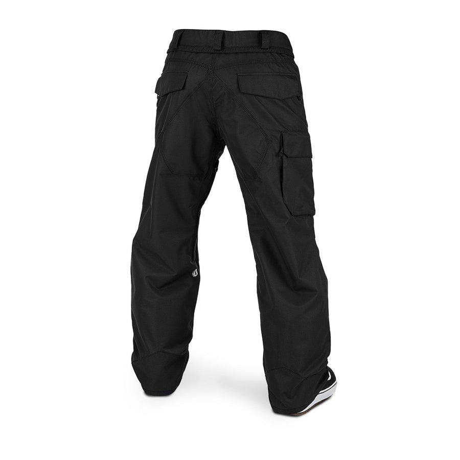 VOLCOM V-Co Hunter Snowboard Pants Black 2021 MENS OUTERWEAR - Men's Snowboard Pants Volcom L