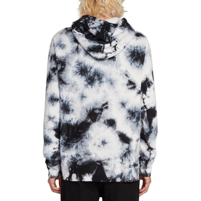 VOLCOM Deadly Stones Pullover Hoodie New Black MENS APPAREL - Men's Pullover Hoodies Volcom
