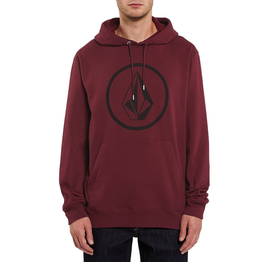 VOLCOM Stone Pullover Hoodie Port MENS APPAREL - Men's Pullover Hoodies Volcom