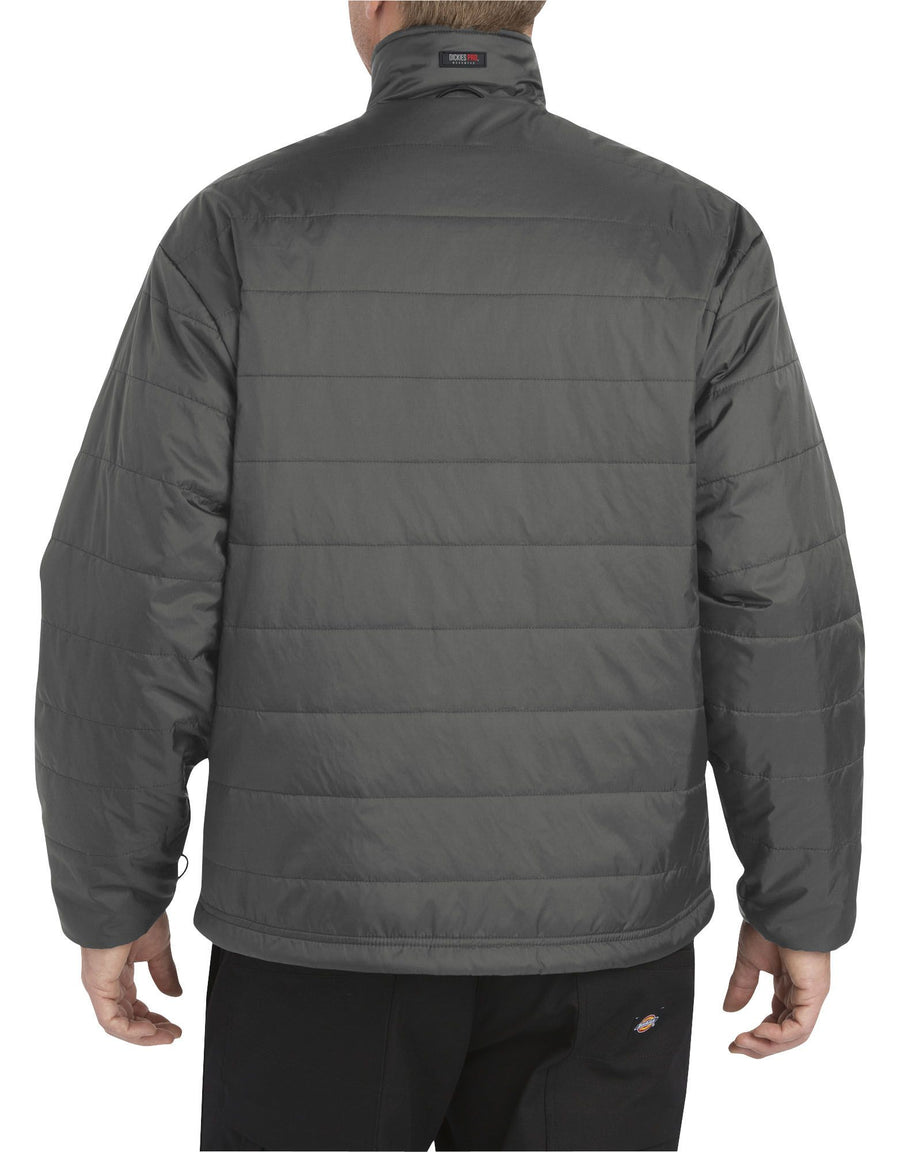 DICKIES Pro Glacier Extreme Puffer Jacket Gravel Grey MENS APPAREL - Men's Street Jackets Dickies L