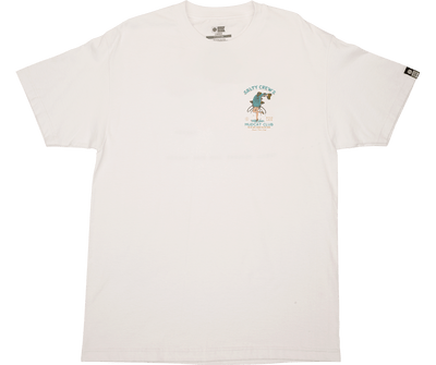 SALTY CREW Mudcat T-Shirt White MENS APPAREL - Men's Short Sleeve T-Shirts Salty Crew