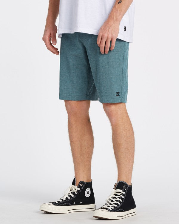 BILLABONG Crossfire Submersible Hybrid Shorts Lagoon