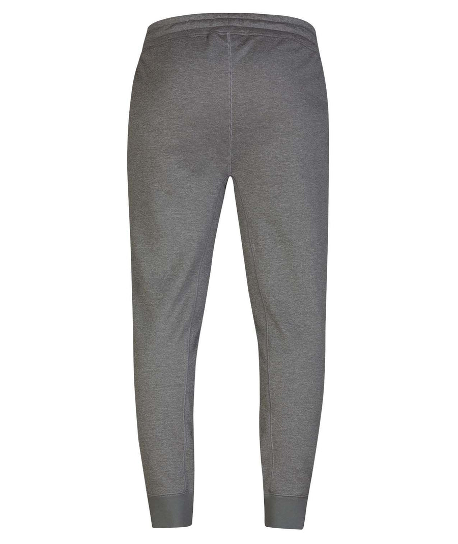 HURLEY Disperse Fleece Jogger Sweatpants Cool Grey MENS APPAREL - Men's Sweatpants Hurley