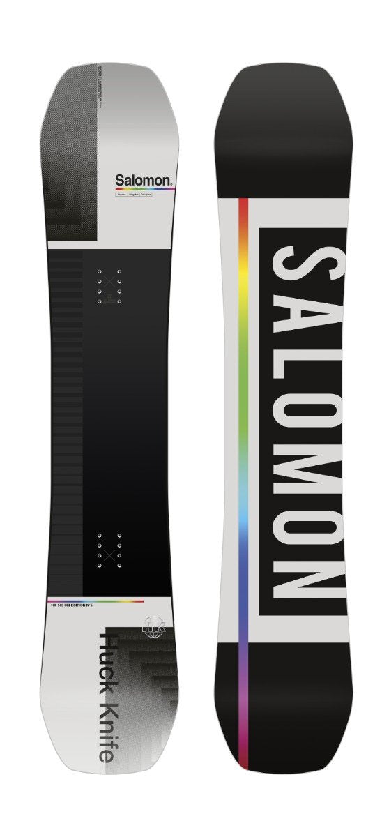 SALOMON Huck Knife Grom Youth Snowboard 2021 Snowboards - Youth Snowboards Salomon