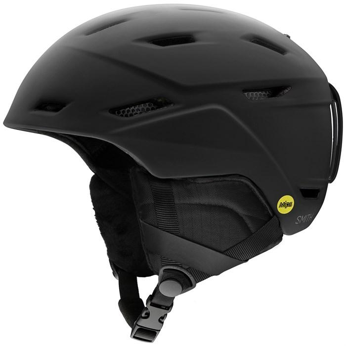 SMITH Prospect Jr. MIPS Kids Snow Helmet Matte Black 2021 SNOWBOARD ACCESSORIES - Youth Snowboard Helmets Smith