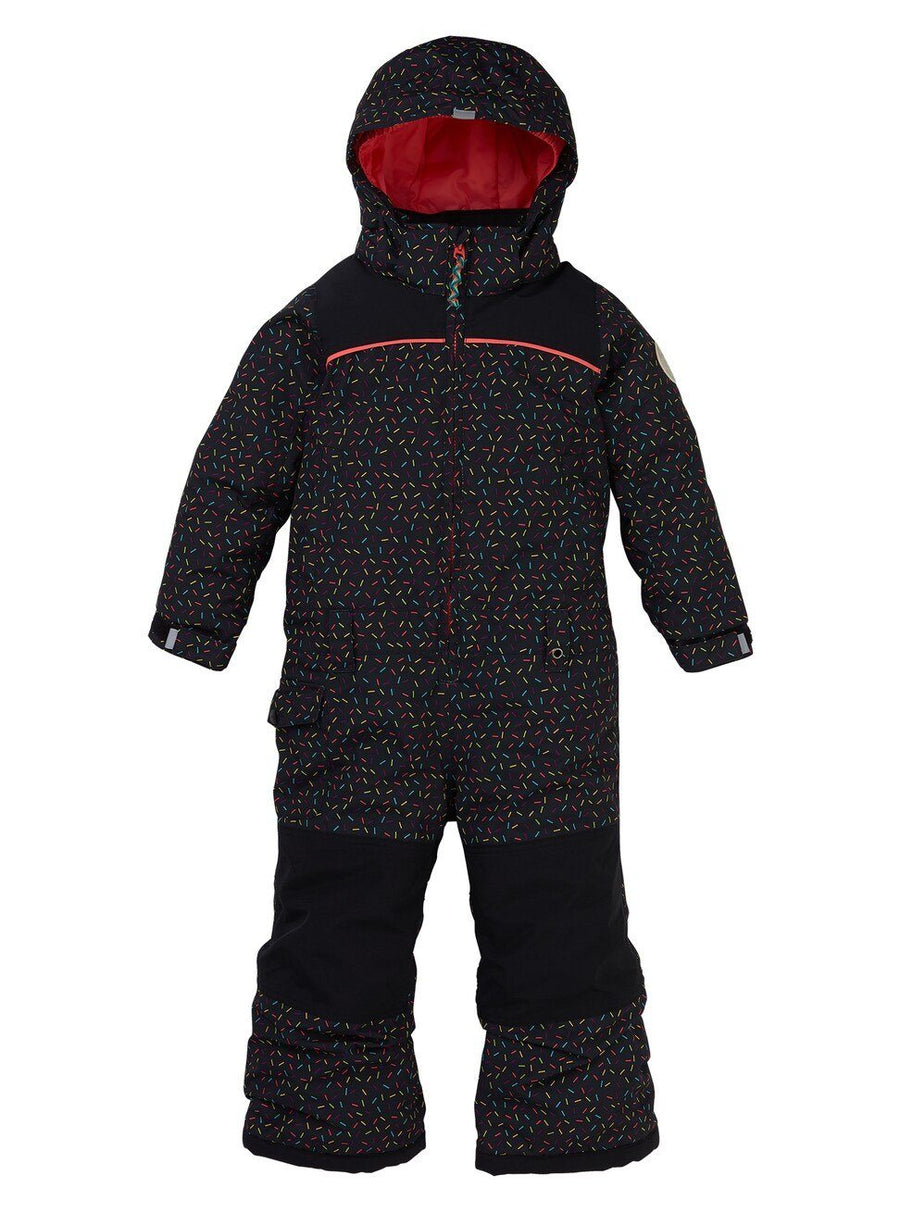 BURTON Illusion Toddler One Piece Snow Suit Sprinkles 2020 YOUTH INFANT OUTERWEAR - Infant Outerwear Burton