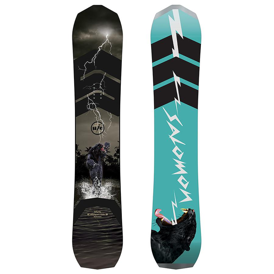 SALOMON Ultimate Ride Snowboard 2019