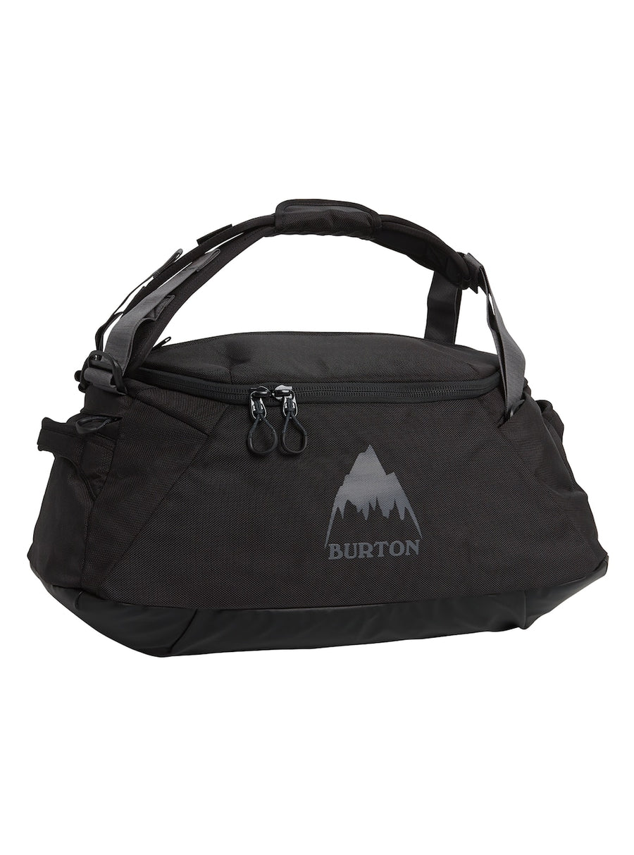 BURTON Multipath 40L Duffle Bag True Black Ballistic