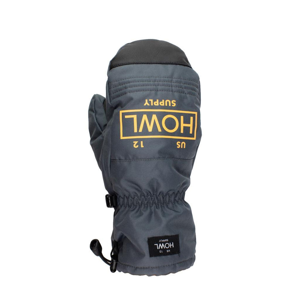 HOWL Team Snow Mitt Navy