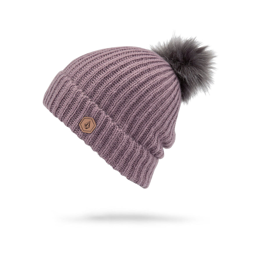 VOLCOM Lula Beanie Women's Purple Haze WOMENS ACCESSORIES - Women's Beanies Volcom