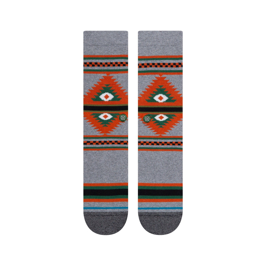 STANCE Mance Socks Grey MENS ACCESSORIES - Men's Socks Stance