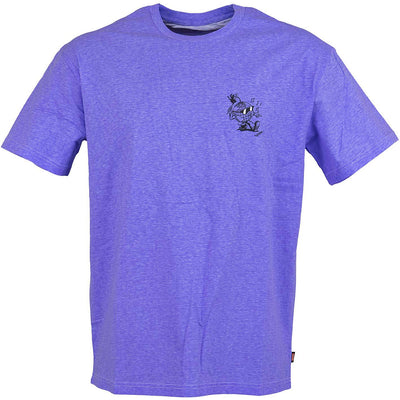 GLOBE Sidekicker T-Shirt Ultra Violet