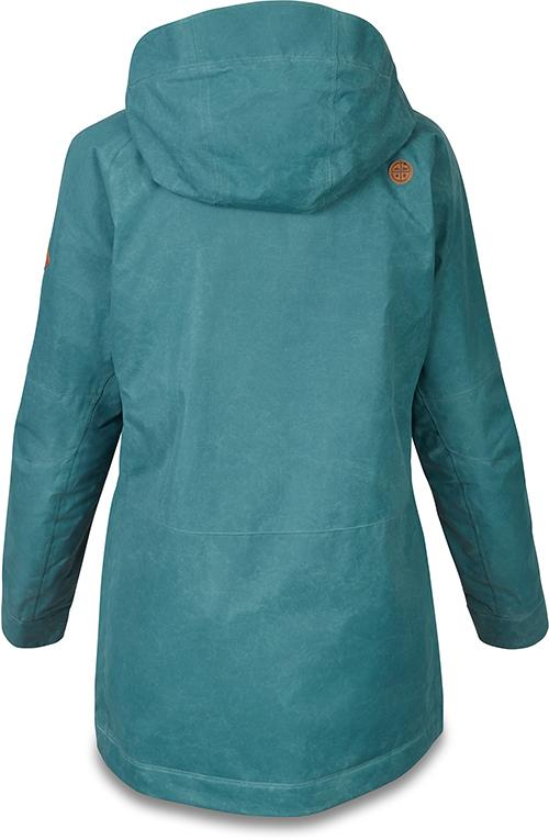 DAKINE Weatherby Women's Snowboard Jacket Deep Teal 2020