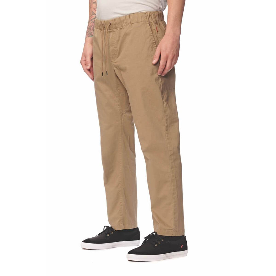 GLOBE Sub Title Pants Stone MENS APPAREL - Men's Pants Globe