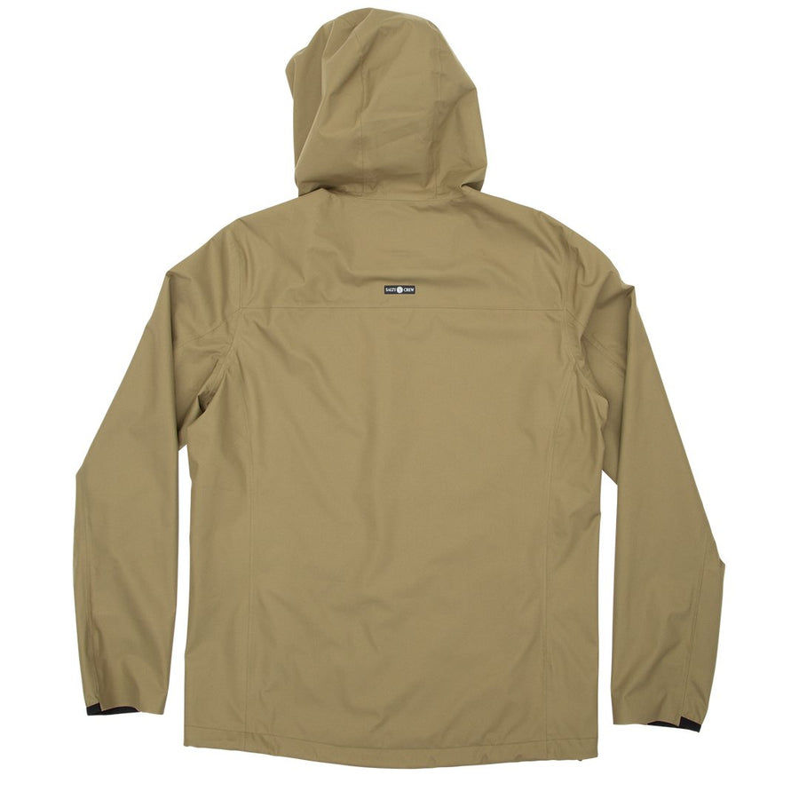 SALTY CREW Migration Jacket Military MENS APPAREL - Men's Street Jackets Salty Crew