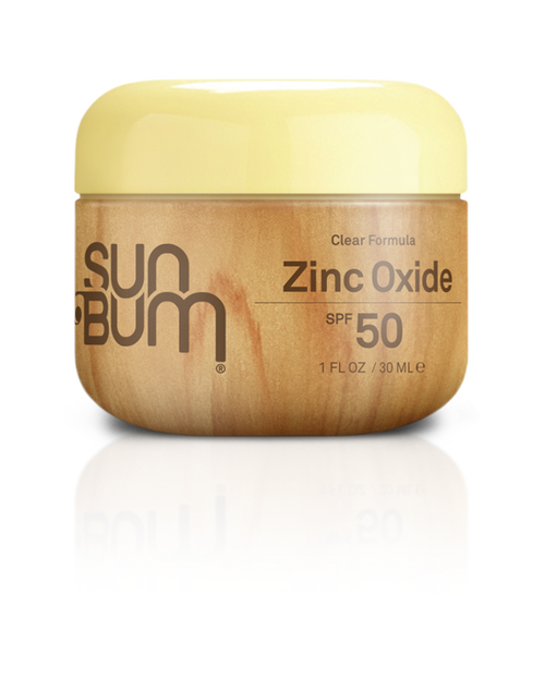 SUN BUMSPF 50 Clear Zinc 1oz ACCESSORIES - Sunscreen Sun Bum