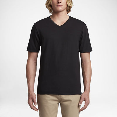 HURLEY Staple V-Neck T-Shirt MENS APPAREL - Men's Short Sleeve T-Shirts Hurley
