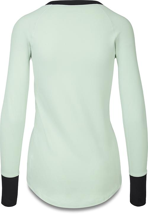 DAKINE Lupine Lightweight Base layer Top Women's Green Lily