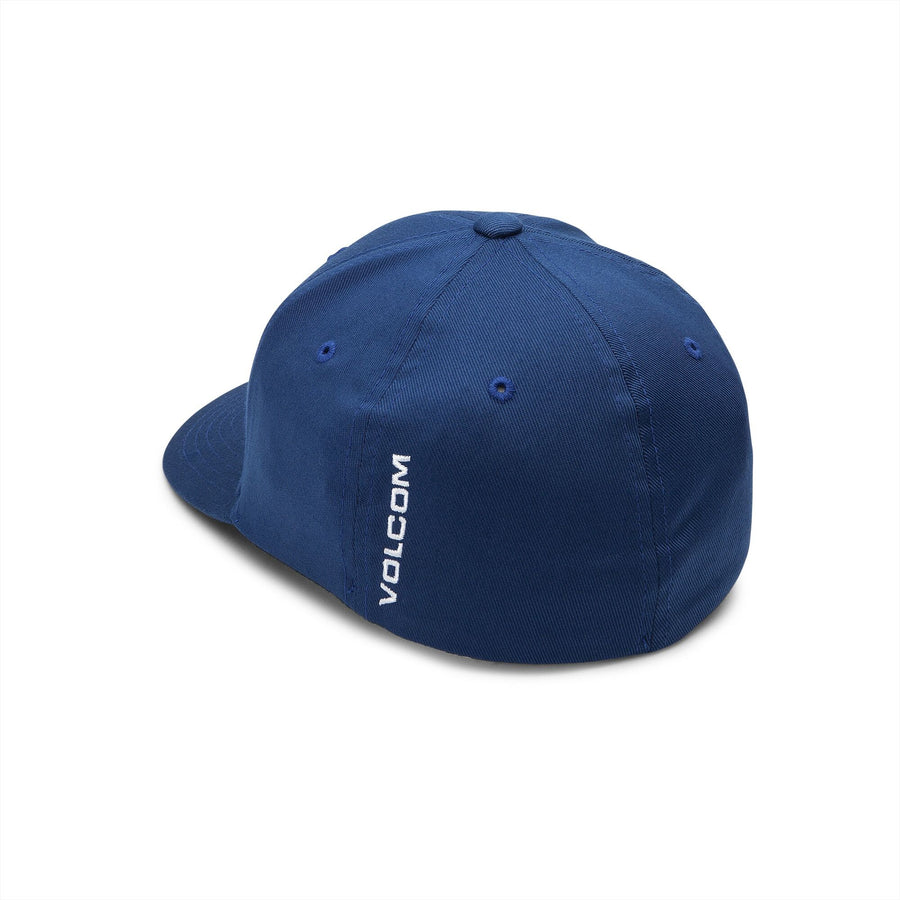 VOLCOM Full Stone XFit Hat Youth Bold Blue KIDS APPAREL - Boy's Hats Volcom