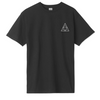 HUF Dystopia Triple Triangle T-Shirt Black