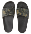 BILLABONG Poolslide Corp Vegan Leather Sandals Camo FOOTWEAR - Men's Sandals Billabong