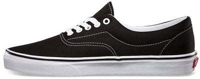 VANS Era Black Shoes
