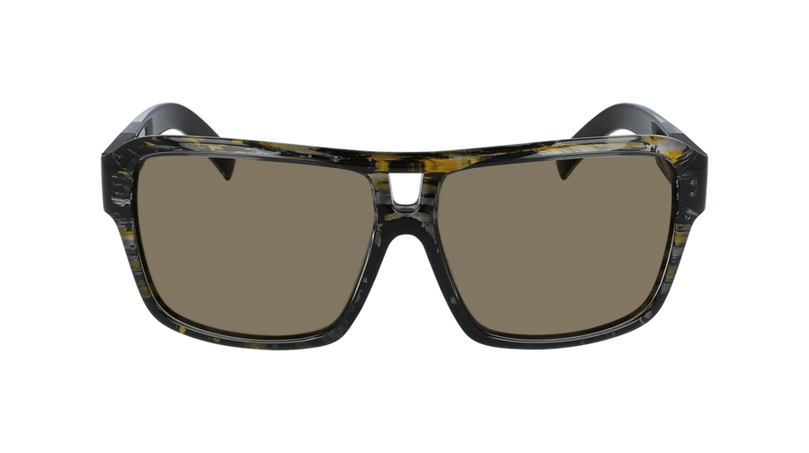DRAGON The Jam Rob Machado Resin - Lumalens Brown Sunglasses SUNGLASSES - Dragon Sunglasses Dragon