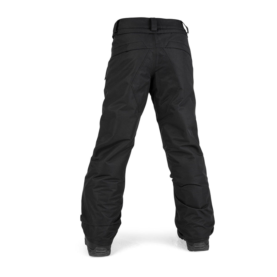 VOLCOM Frochickidee Insulated Snowboard Pants Girls Black 2021 YOUTH INFANT OUTERWEAR - Youth Snowboard Pants Volcom S