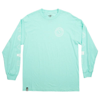 SALTY CREW Palomar L/S T-Shirt Sea Foam