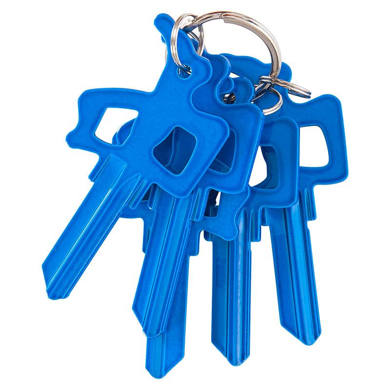 RDS Schlage Chung Key Boyce Blue ACCESSORIES - Lanyards and Keychains RDS