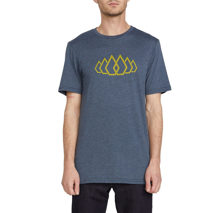 VOLCOM Fused T-Shirt Navy