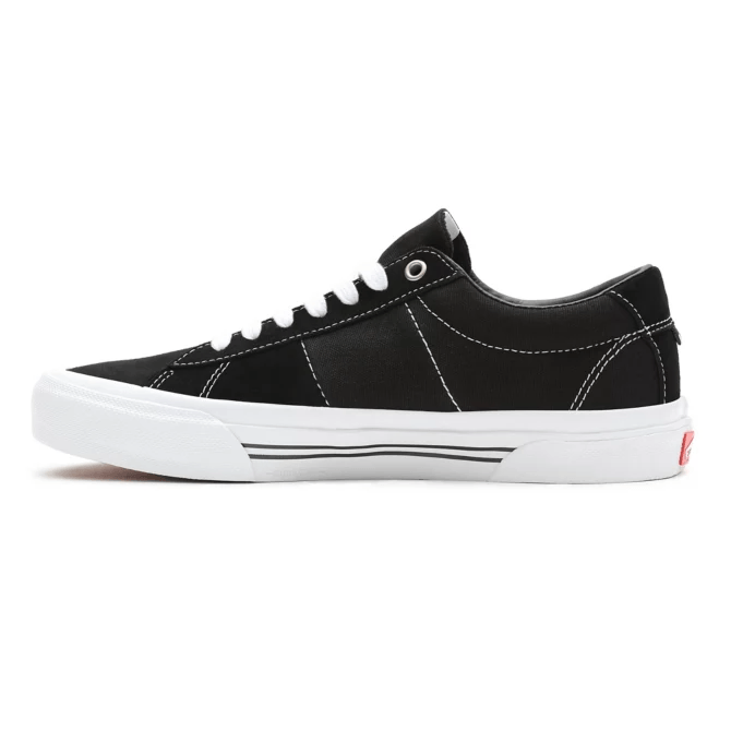 VANS Skate Sid Shoes Black/White