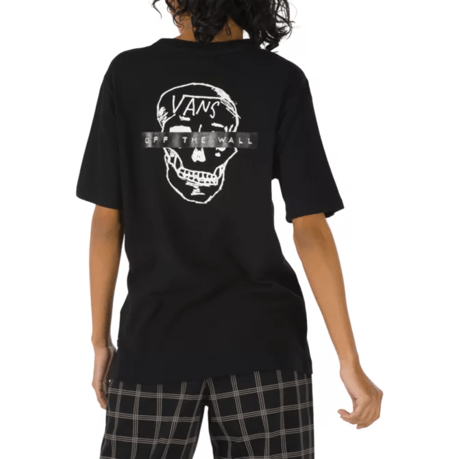 VANS Breana Pocket T-Shirt Black WOMENS APPAREL - Women's T-Shirts Vans XS