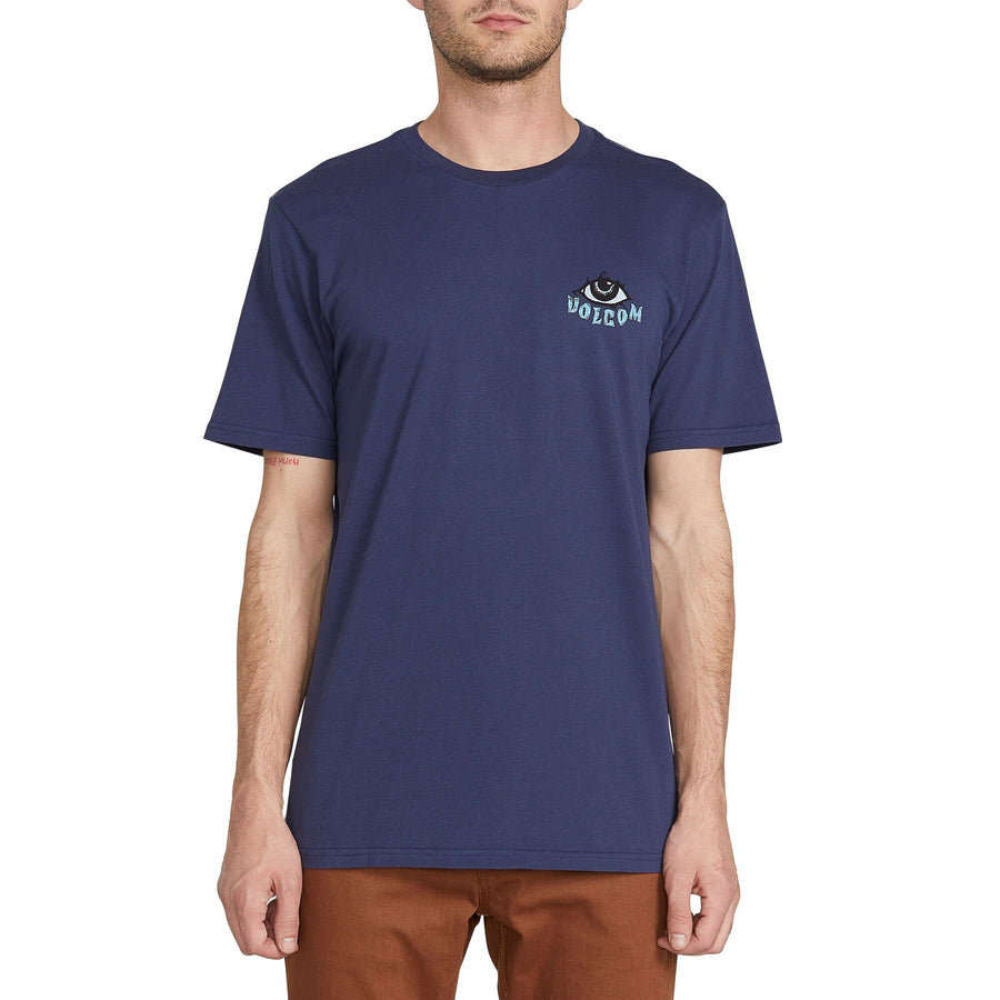 VOLCOM Stone Grown T-Shirt Atlantic